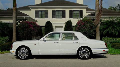 1999 Rolls-Royce Silver Seraph for sale at Premier Luxury Cars in Oakland Park FL