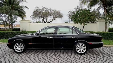 2005 Jaguar XJ-Series for sale at Premier Luxury Cars in Oakland Park FL