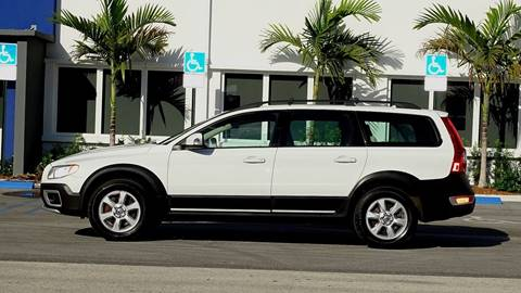 2008 Volvo XC70 for sale at Premier Luxury Cars in Oakland Park FL