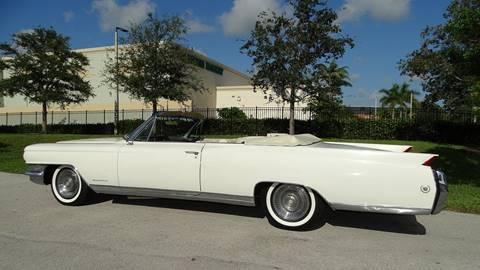 1964 Cadillac Eldorado Biarritz for sale in Oakland Park, FL