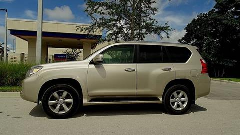 2011 Lexus GX 460 for sale at Premier Luxury Cars in Oakland Park FL