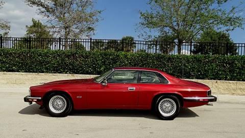 1993 Jaguar XJ-Series for sale at Premier Luxury Cars in Oakland Park FL