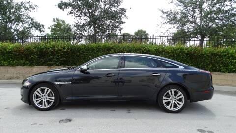 2012 Jaguar XJL for sale at Premier Luxury Cars in Oakland Park FL