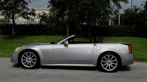 2006 Cadillac XLR-V for sale at Premier Luxury Cars in Oakland Park FL