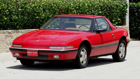 1990 Buick Reatta for sale at Premier Luxury Cars in Oakland Park FL
