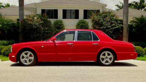 2003 Bentley Arnage for sale at Premier Luxury Cars in Oakland Park FL