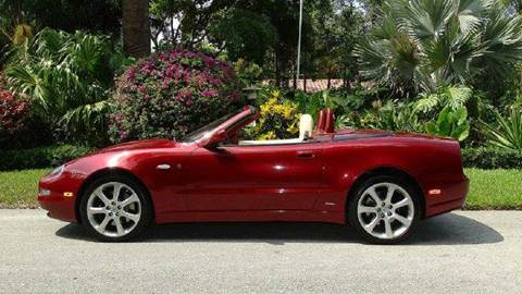 2004 Maserati Spyder for sale at Premier Luxury Cars in Oakland Park FL