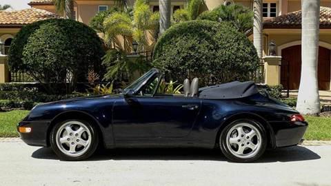 1996 Porsche 911 for sale at Premier Luxury Cars in Oakland Park FL