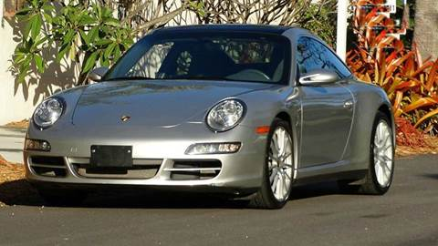 2007 Porsche 911 for sale at Premier Luxury Cars in Oakland Park FL
