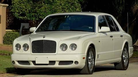 2009 Bentley Arnage for sale at Premier Luxury Cars in Oakland Park FL