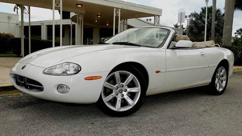 2004 Jaguar XK-Series for sale at Premier Luxury Cars in Oakland Park FL