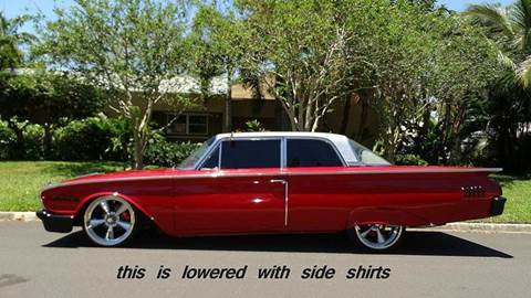 1960 Ford Fairlane for sale at Premier Luxury Cars in Oakland Park FL