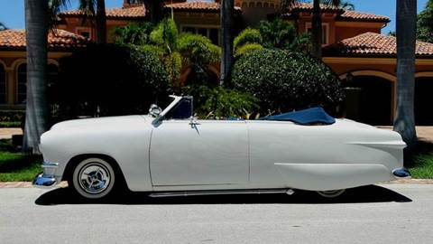 1950 Ford Cabriolet  for sale at Premier Luxury Cars in Oakland Park FL