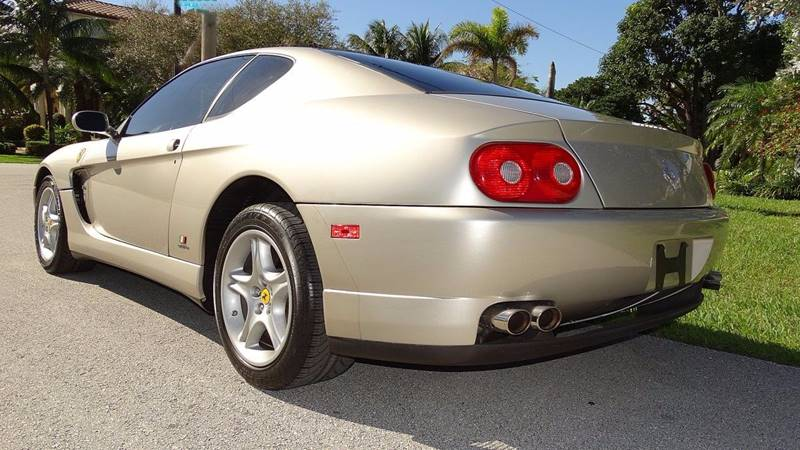 Ferrari 456m Problems Engine And Solutions