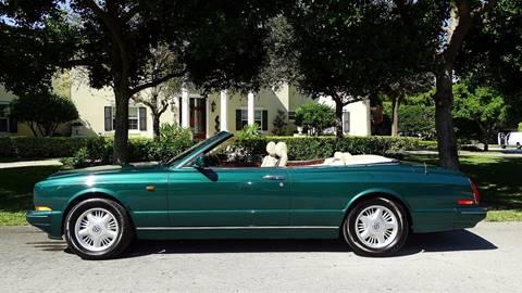 1997 Bentley Azure for sale in Fort Lauderdale, FL