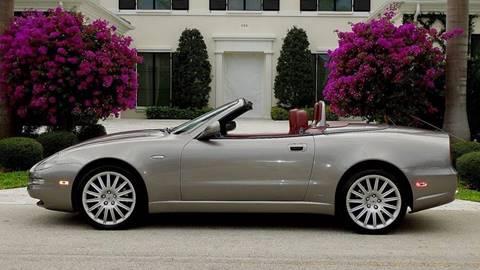 2002 Maserati Spyder for sale in Fort Lauderdale, FL
