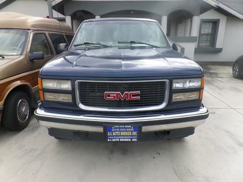 1998 GMC Suburban for sale in San Antonio, TX