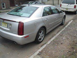 2007 Cadillac STS for sale in Newark, NJ