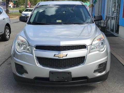 2010 Chevrolet Equinox for sale in Fredericksburg, VA