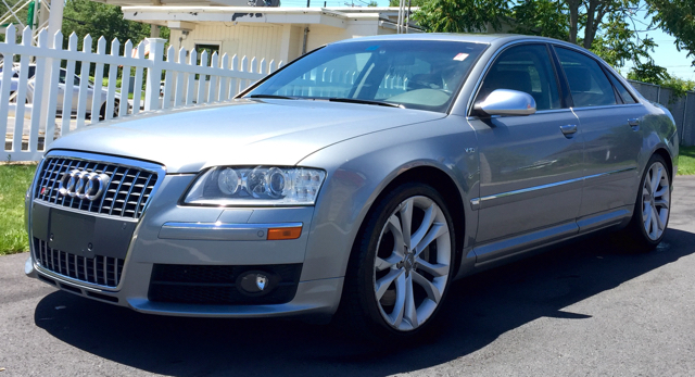 2007 Audi S8 for sale at Metro Auto Sales in Lawrence MA