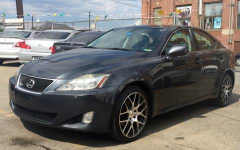2008 Lexus IS 250 for sale at Metro Auto Sales in Lawrence MA