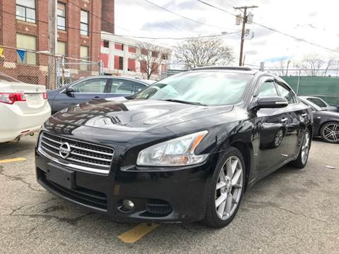 2009 Nissan Maxima for sale at Metro Auto Sales in Lawrence MA