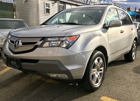2009 Acura MDX for sale at Metro Auto Sales in Lawrence MA