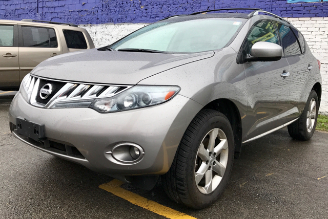 2010 Nissan Murano for sale at Metro Auto Sales in Lawrence MA
