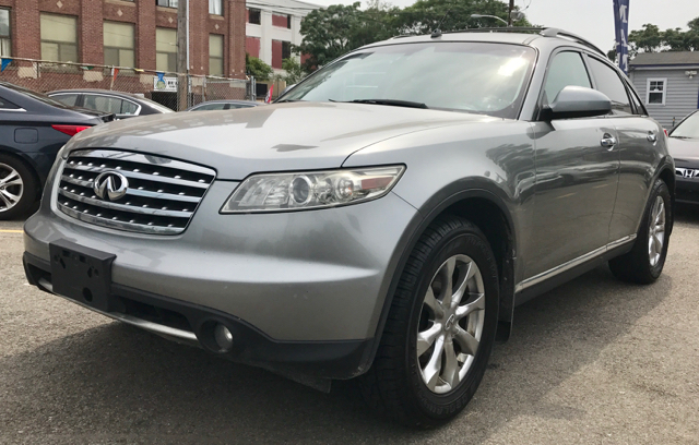 2008 Infiniti FX35 for sale at Metro Auto Sales in Lawrence MA