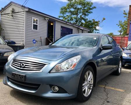 2010 Infiniti G37 Sedan for sale at Metro Auto Sales in Lawrence MA