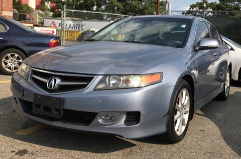 2007 Acura TSX for sale at Metro Auto Sales in Lawrence MA