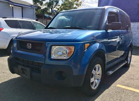 2006 Honda Element for sale at Metro Auto Sales in Lawrence MA