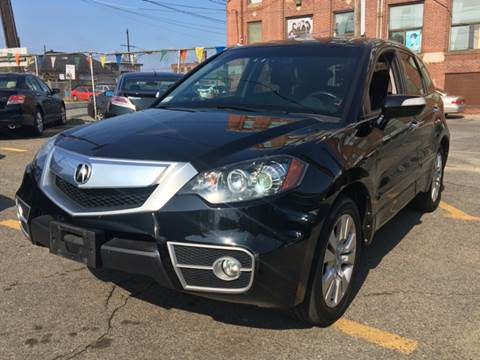 2011 Acura RDX for sale at Metro Auto Sales in Lawrence MA