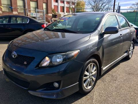 2010 Toyota Corolla for sale at Metro Auto Sales in Lawrence MA