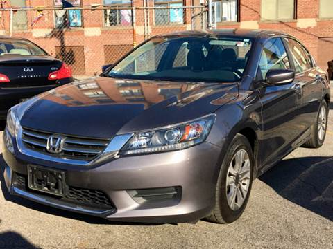2013 Honda Accord for sale at Metro Auto Sales in Lawrence MA