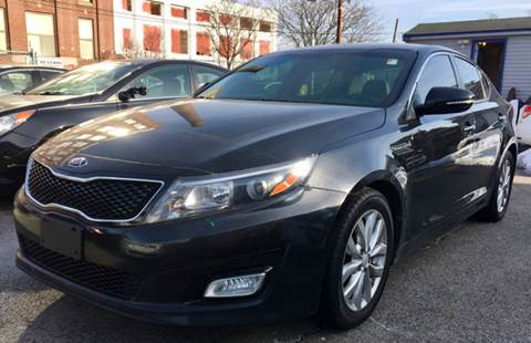 2015 Kia Optima for sale at Metro Auto Sales in Lawrence MA