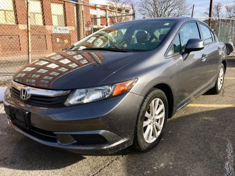 2012 Honda Civic for sale at Metro Auto Sales in Lawrence MA