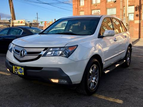 2008 Acura MDX for sale at Metro Auto Sales in Lawrence MA