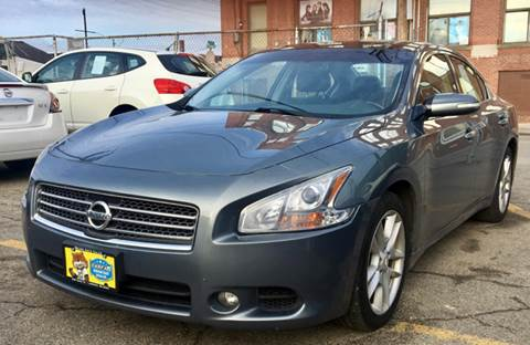 2011 Nissan Maxima for sale at Metro Auto Sales in Lawrence MA