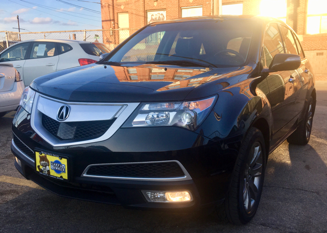 2010 acura mdx sh awd w advance w res 4dr suv and entertainment rh metroautosale com 2012 Acura MDX 2013 Acura MDX