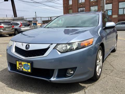2009 Acura TSX for sale at Metro Auto Sales in Lawrence MA