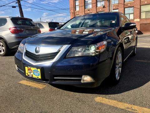 2009 Acura RL for sale at Metro Auto Sales in Lawrence MA