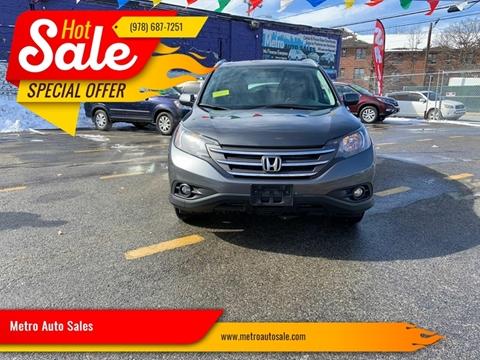 2014 Honda CR-V for sale in Lawrence, MA
