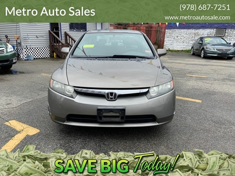 2006 Honda Civic for sale in Lawrence, MA