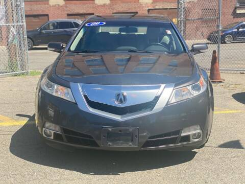 2009 Acura TL for sale at Metro Auto Sales in Lawrence MA