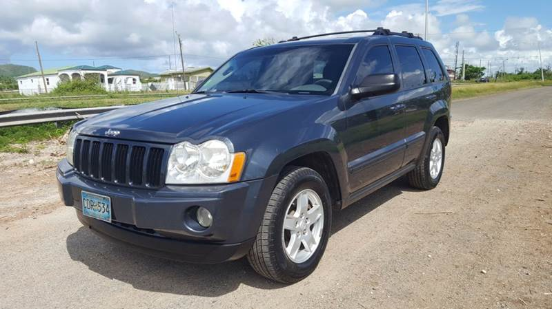 2007 Jeep Grand Cherokee for sale at Cruzan Car Sales in Frederiksted VI