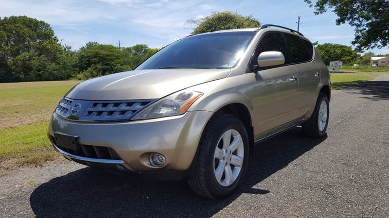 2007 Nissan Murano for sale at Cruzan Car Sales in Frederiksted VI