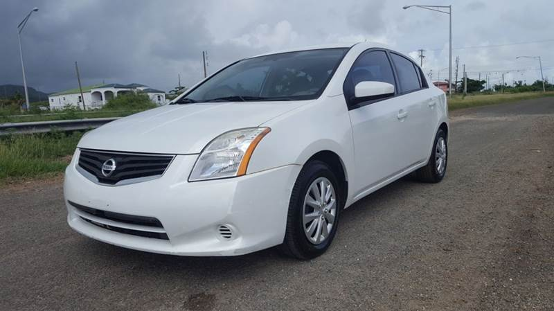 2010 Nissan Sentra for sale at Cruzan Car Sales in Frederiksted VI