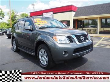 2008 Nissan Pathfinder for sale in Cincinnati, OH