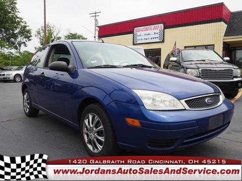 2005 Ford Focus for sale in Cincinnati, OH